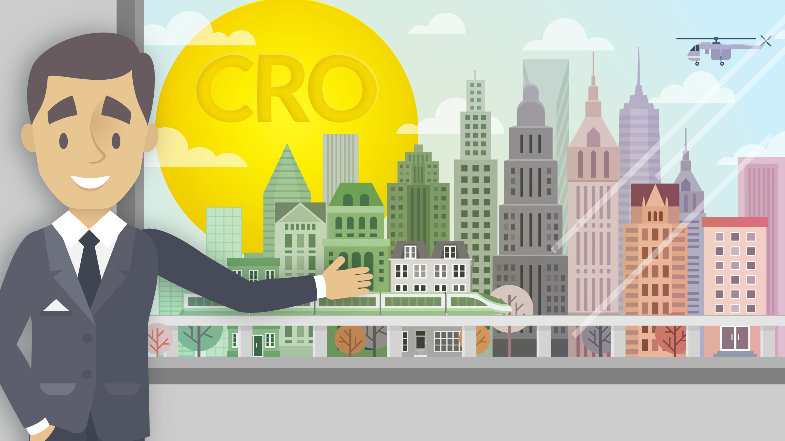 How To Sell CRO To Your Company
